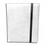 Binder 9 Cases  Dragonhide - Blanc