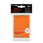 Sleeves Small x60  Orange