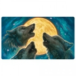 Play Mat  3 Wolf Moon