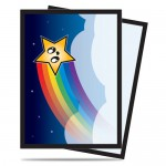 Sleeves Standard x50  Matte - Rainbow Star