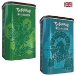 Coffret Pokemon Deck Shield - Zygarde & Volcanion