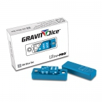 Dés  Gravity Dice D6 - Bleu - 2 Dice Set