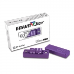 Dés  Gravity Dice D6 - Violet - 2 Dice Set