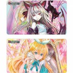 Tapis de Jeu Force of Will TCG 60x35cm - Alice de Lumière / Alice d'Ombre - Double Face