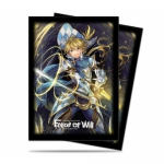 Sleeves Standard x65 Force of Will TCG  A4 - V3