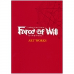 Collector's Album Force of Will TCG Art Book