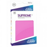 Sleeves Standard x80  Supreme UX - Rose
