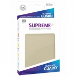 Sleeves Standard x80  Supreme UX - Sable