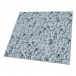 Tapis de Jeu  Battle-mat 3' Starship 91x91