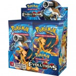 Boite de 36 Boosters Pokemon XY12 - Evolutions