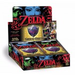 Boite de 24 Boosters The Legend of Zelda Trading Cards