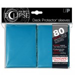 Sleeves Standard x80  PRO-MATTE - Eclipse - Bleu Clair
