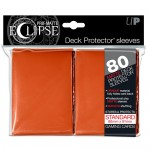 Sleeves Standard x80  PRO-MATTE - Eclipse - Orange