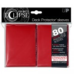Sleeves Standard x80  PRO-MATTE - Eclipse - Rouge
