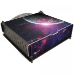 Trading Card Storage Deluxe Box - Outer Space