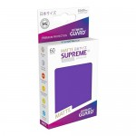 Sleeves Small x60  Supreme UX - Violet Matte