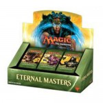 Boite de 24 Boosters Magic The Gathering Eternal Masters 2016