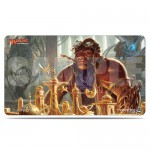 Tapis de Jeu Magic The Gathering Aether Revolt / La Révolte Éthérique - Sram, Chef édificateur