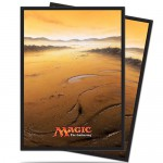 Sleeves Standard x80 Magic The Gathering Mana 5 - Plains