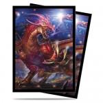 Sleeves Standard x60  EPIC - Draka, Dragon Tyrant