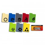 Deck Box  Iconic Divider Pack