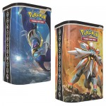 Coffret Pokemon Deck Shield - Lunala & Solgaleo