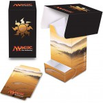 Magic The Gathering Deck Box with Tray - Mana 5 - Plains