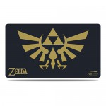 Play Mat The Legend of Zelda Black and Gold