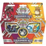 Deck x2 Pokemon Trainer Kit Sun & Moon