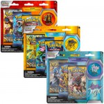 Pack 3 Boosters Pokemon Raikou, Entei, Suicune