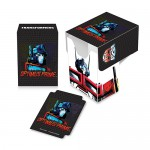 Deck Box  Transformers : Optimus Prime