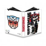 Pro-Binder A4  Transformers : Optimus Prime