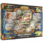 Collection Box Pokemon MEGA POWERS : Lucario-EX / Manectric-EX