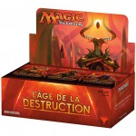 Boite de Magic The Gathering L'âge de la Destruction