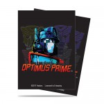 Sleeves Standard x65  Transformers : Optimus Prime