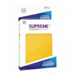 Sleeves  Supreme UX - Jaune