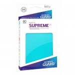 Sleeves Standard x80  Supreme UX - Aigue-Marine Matte