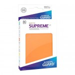 Sleeves Standard x80  Supreme UX - Orange Matte