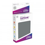 Sleeves Small x60  Supreme UX - Gris Foncé