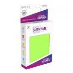 Sleeves Small x60  Supreme UX - Vert Clair