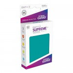 Sleeves Small x60  Supreme UX - Bleu Pétrole