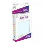 Sleeves Small x60  Supreme UX - Transparent Matte