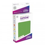 Sleeves Small x60  Supreme UX - Vert Matte