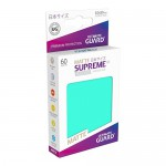 Sleeves Small x60  Supreme UX - Turquoise Matte