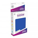 Sleeves Small x60  Supreme UX - Bleu Roi Matte