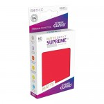 Sleeves Small x60  Supreme UX - Rouge Matte