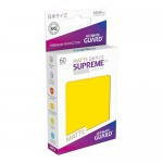 Sleeves  Supreme UX - Jaune Matte