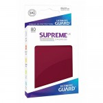 Sleeves  Supreme UX - Bourgogne
