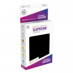 Sleeves Small x60  Supreme UX - Noir Matte