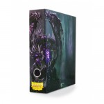 Slipcase Binder  Black art Dragon